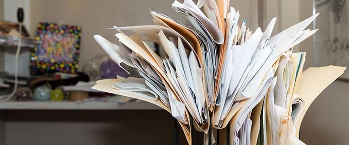 Paperwork-Declutter